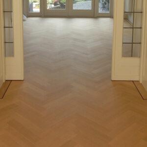Visgraat vloer - Excellent - Naturel
