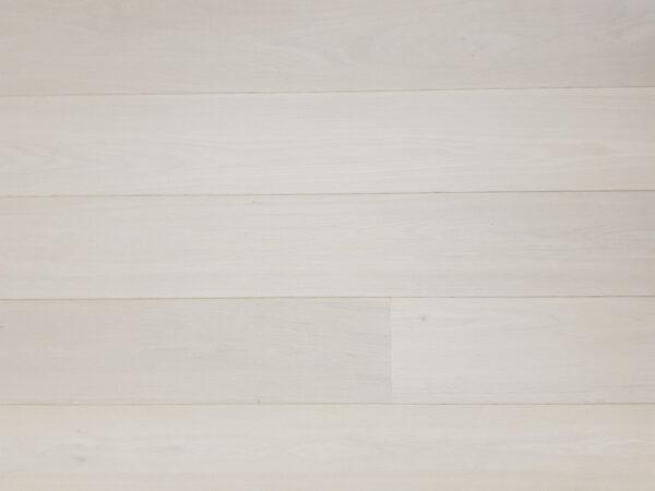 Eiken Lamel 19cm Rustiek A, wit geolied