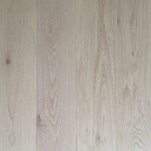 Eiken Duoplank, 18cm breed, Primus, toplaag 3,8mm, invisible mat gelakt